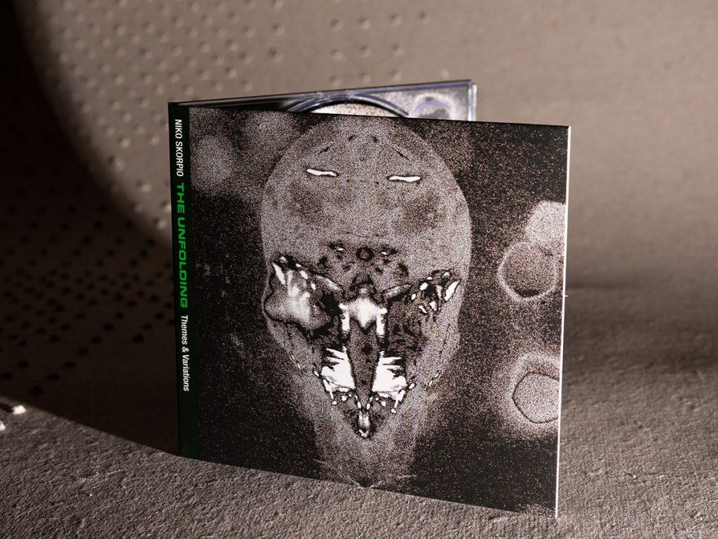 Niko Skorpio – The Unfolding – Themes & Variations – CD