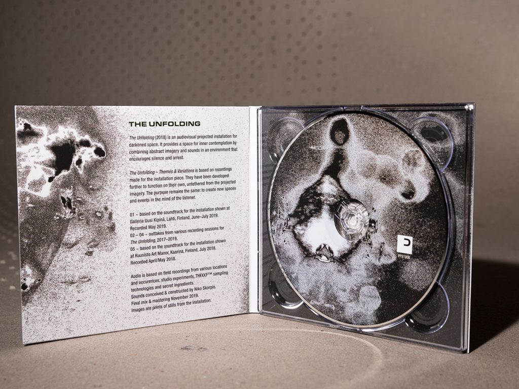 Niko Skorpio – The Unfolding – Themes & Variations